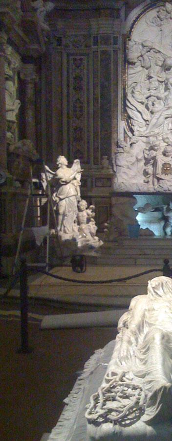Chiesa – illuminazione architetturale con sagomatori