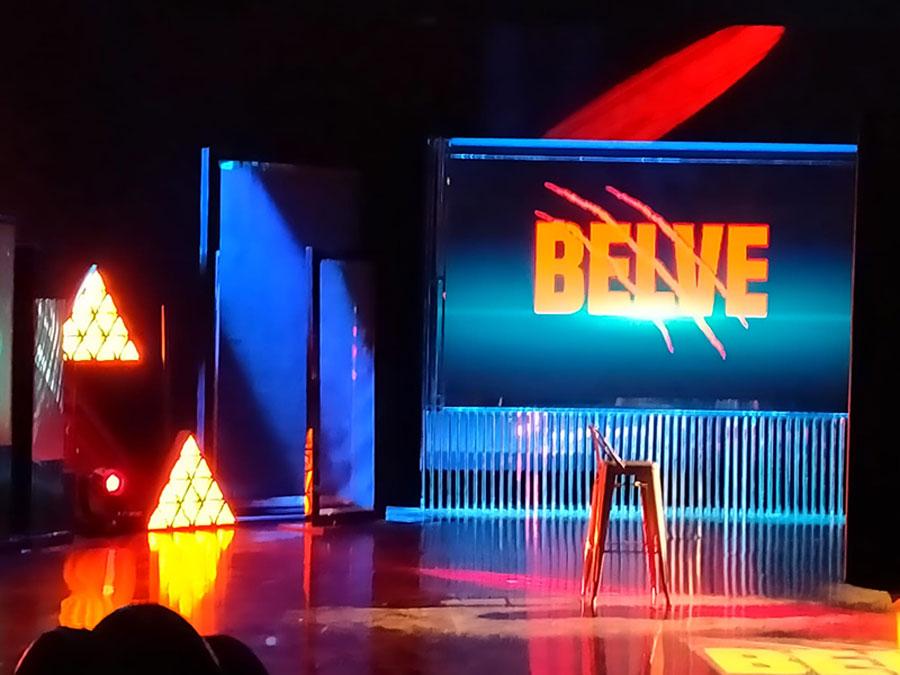 Belve – illuminazione jorgos