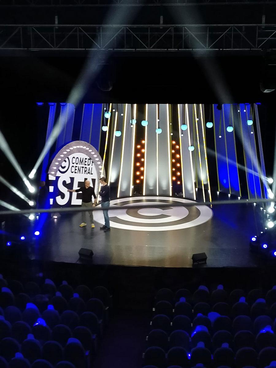Comedy Central – globi led rgbw