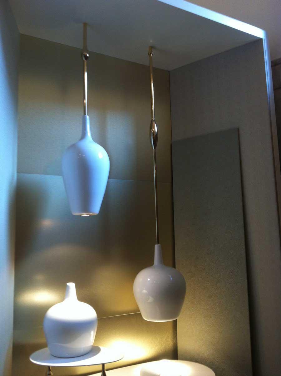 Illuminazione vetrina